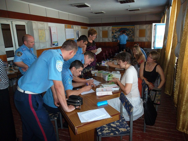 «Громада проти епідемії туберкульозу у Херсонській області»